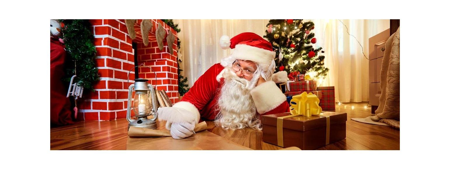 Donnez une pause au père Noël